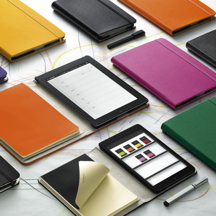 Moleskine – cover til iPad mini