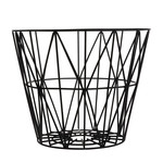 ferm Living – Wire Basket, medium, sort