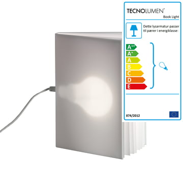 Tecnolumen – Book Light bordlampe