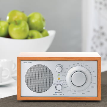 Tivoli Audio – Model One BT, kirsebær/sølv